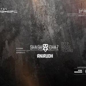 Opening Set for Shash & Chaz at Cirrus, Bangalore