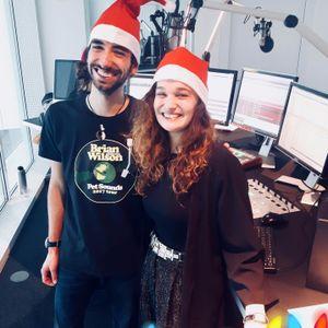 Live-Sendung vom 27.12.17 - Gäste: Redaktion - Moderation: Francesca Audretsch und Josh Bayless