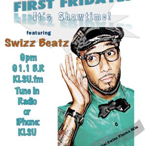 Aye Life Radio First Fridayes: Swizz Beatz Edition