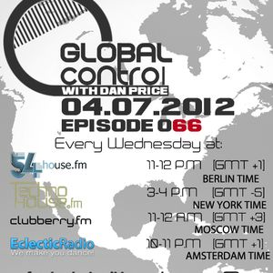 Dan Price - Global Control Episode 066 (04.07.12)