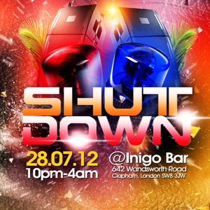@djfybar ShutDown House Mix
