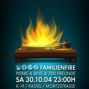 Pierre @ Familienfire I - K19 Kassel - 30.10.2004