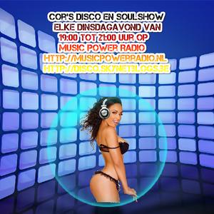 Cors Disco en Soulshow van 27 juni 2017