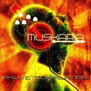Muskaria A-Live 2009 - Mixed By D.j. Hands (Muskaria)