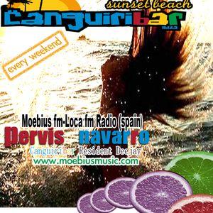 Pervis navarro @ Canguiri Bar ibiza 17.07.2009