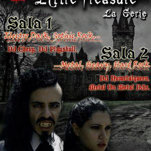 PLAYSKULL – LITTLE BITES PARTY  (SALA ABISMO) 19-01-2013 (Part 2)