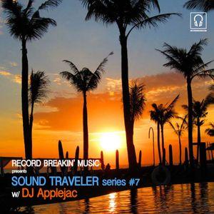 Sound Traveler Series #7 ft. DJ Applejac