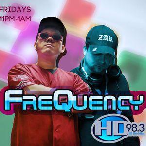 DJ Fugi - FreQuency HD98.3 - Open Format - 4.1.16