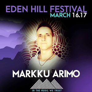 Markku Arimo - Live @ Eden Hill Festival - 3.17.2019