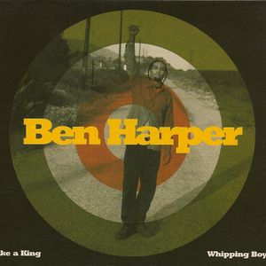 "Ben Harper - ""Whipping Boy"""