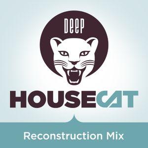 Deep House Cat Show - Episode 121 - Reconstruction Mix - with Alex B. Groove - 2012/08/17