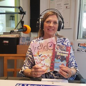 By the Book Episode 27 Creative Writing Teacher / Author Wendy Fitzgerald Interview