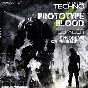 Art Style : Techno | Prototype Blood With DJ Áder | Episode 8