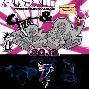 FM PODCAST 30.12 - THE EXPOZERS & AMXIII (Part1)