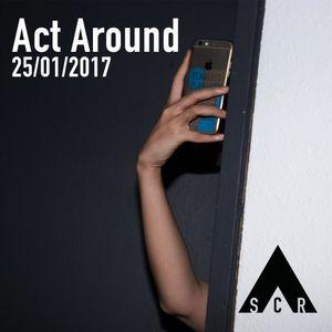 Act Around - 25/01/2017