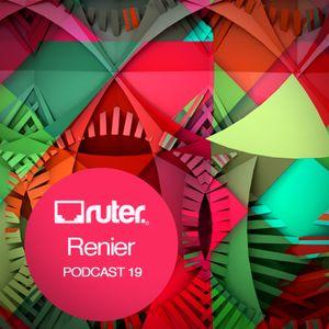 Ruter Podcast 19 //Renier