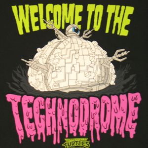 Crang & Shredder's Technodrome Party