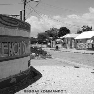 REGGAE KOMMANDO +1+