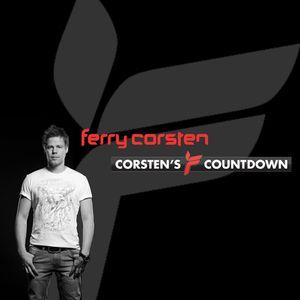 Ferry Corsten - Corsten's Countdown 291 [23.01.2013]