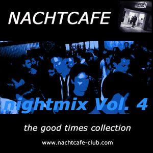 NACHTCAFE nightmix 4 (1995/96)    DJ Stefan v.Erckert