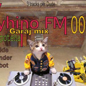 Vyhino FM podcast 0011 garaj mix teha-poteha part 1 Smookie, Di Wonder, Panicbot, Cheer, (3 track pe