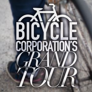 """Grand Tour """"- Episode 28 - Mixed by Bicycle Corporation"""