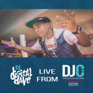 Digital Dave Live From The DJ Collective (Scottsdale, AZ) 11.19.19