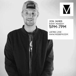 01/02/2016 - Jon James - Mode FM (Podcast)