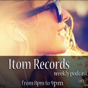 Rcko.fm Itom Records Weekly Podcast 001 Mixed by Moti Brothers