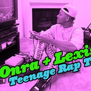 Music Is My Sanctuary presents: LEXIS's teenage rap tape