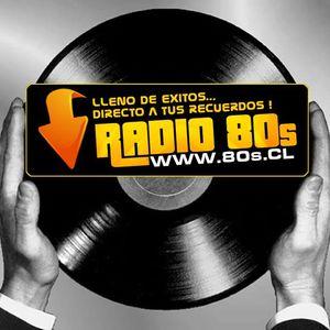 Sesión Grabada en Vivo en Bailable de Radio 80s On Line. Varios Artistas.