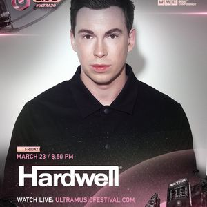 Hardwell - Live @ Ultra Music Festival 2018, Miami [EDMChicago.com]