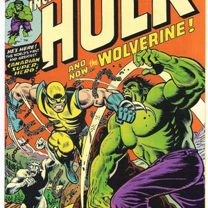 U75GMCP#30: Incredible Hulk #181 with Al Sedano