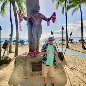In Da Mix Poolside Set at Surfjack Honolulu 11/24/18