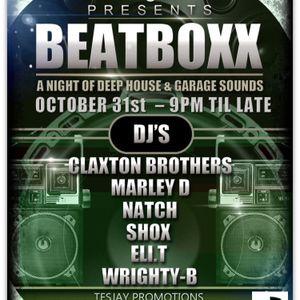 BEATBOXX Promo Mix - Oct 2015 - DJ Natch