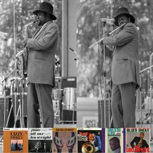 Lest We Forget Vol. 5 / Leo Wright: Flute, Sax and Soul