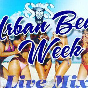 Urban Beach Week Mix '16 (Clean R&B/Hip Hop) vol. 2