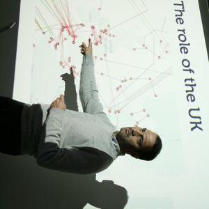 Urban Space- Exposing the Politics of Social Control: Javier Ruiz Diaz