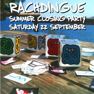 YOAN.L SUMMER CLOSING RACHDINGUE -MARENDADISC-22/09/2012