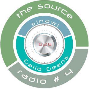 Sinawi & Gello Geens - The Source Radio #4