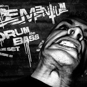 Art Against Hate aka. Dem3ntium - Drum and Bass Liveset