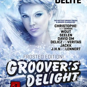 Groover's Delight January 2014 - set 2 - DJ Wout