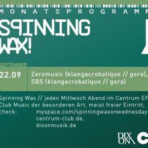 SeeBasS aka SBS - live @ Club Centrum Erfurt 22.09.10 - Part 2