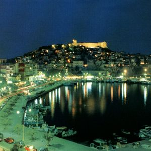 Cruise from Mykonos to Kavala - 2 summer adorable places of Greece