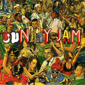 Sunday Jam n°64-The ladder (James Stewart for Nova lyon)