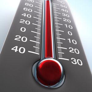 33 Degrees Celsius