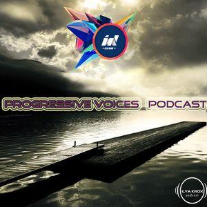 Ilya Krox Pres. Progressive Voices Podcast 9