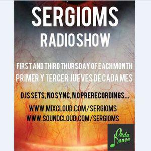 SergioMS RadioShow Podcast013 Guest DJ Dany Cembellin