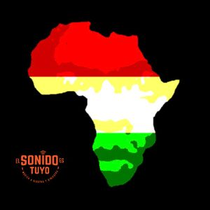 El Sonido Es Tuyo #35 - 6/6/17 - AFRICAN SHOW NUMBA ONE DE CAPE TOWN A DAKAR RARE AFRO GROOVES y +
