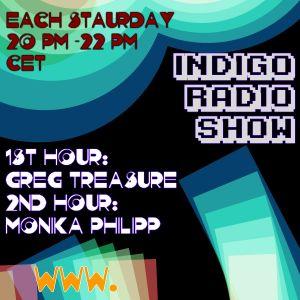 Egroove.fm Indigo Radio Show vol. 006 guest mix Greg Treasure_2011_06_18